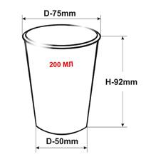 Заказать бумажные стаканы с логотипом в Санкт-Петербурге